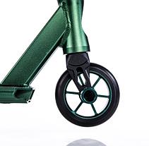 Трюковый самокат с пегами для прыжков Crosser GHOST, 110 мм, самокат для трюков, фото 3