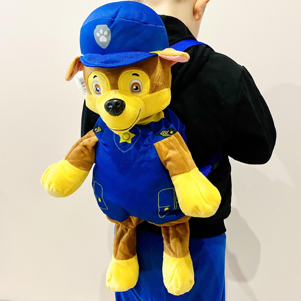 Детский рюкзак Щенячий патруль Гончик