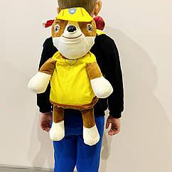 Дитячий рюкзак Щенячий патруль Здоровань