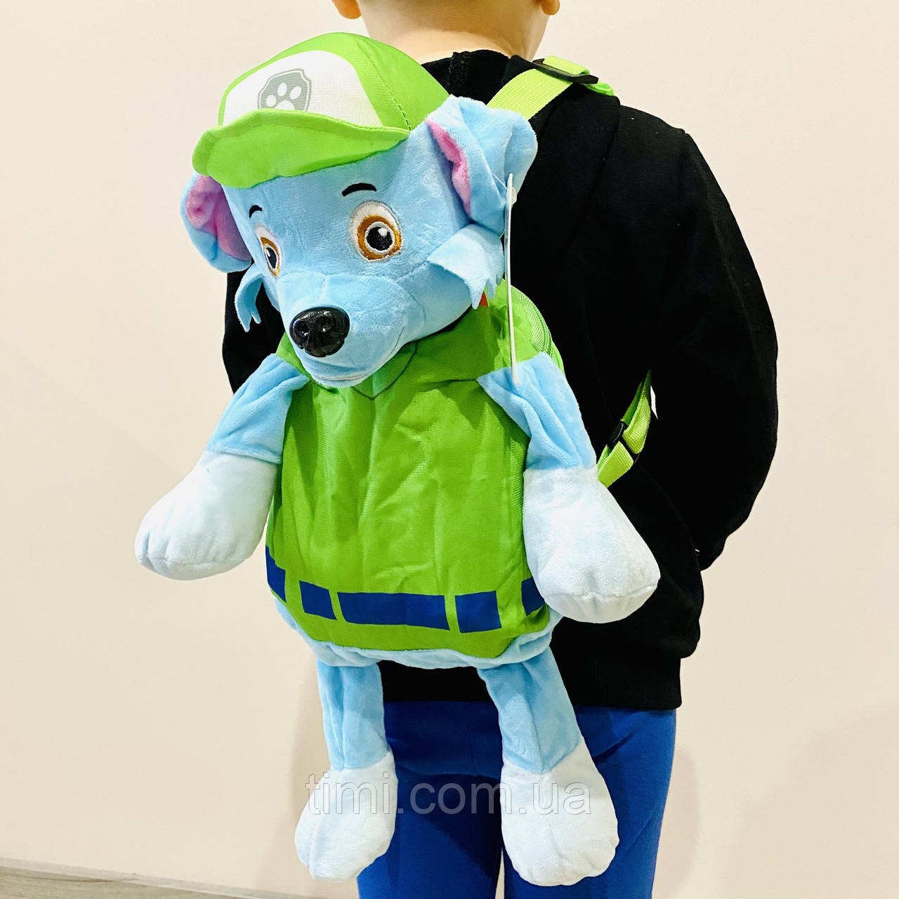 Детский рюкзак Щенячий патруль Рокки