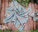 Нарядный конверт, одеяло для новорожденного, фото 2