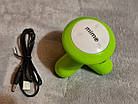 Електромасажер на USB або батарейках, фото 2