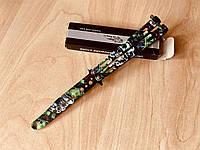 Нож бабочка тренировочная/ балисонг / раскладной / №16