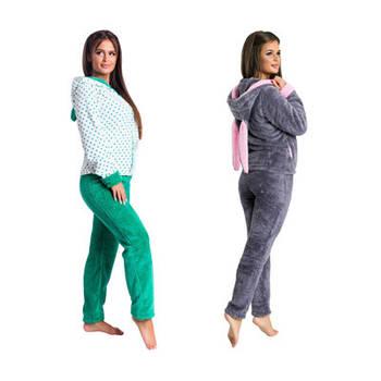 Піжами і костюми для будинку