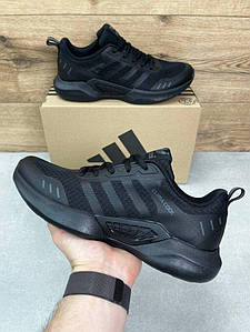 Мужские спортивные кроссовки Climacool All Black