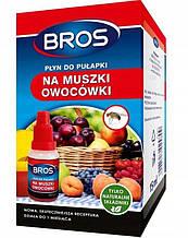 Жидкость для ловушки от плодовых (фруктовых) мошек 15 мл, Bros