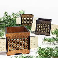 Настольный органайзер вечный календарь компактный