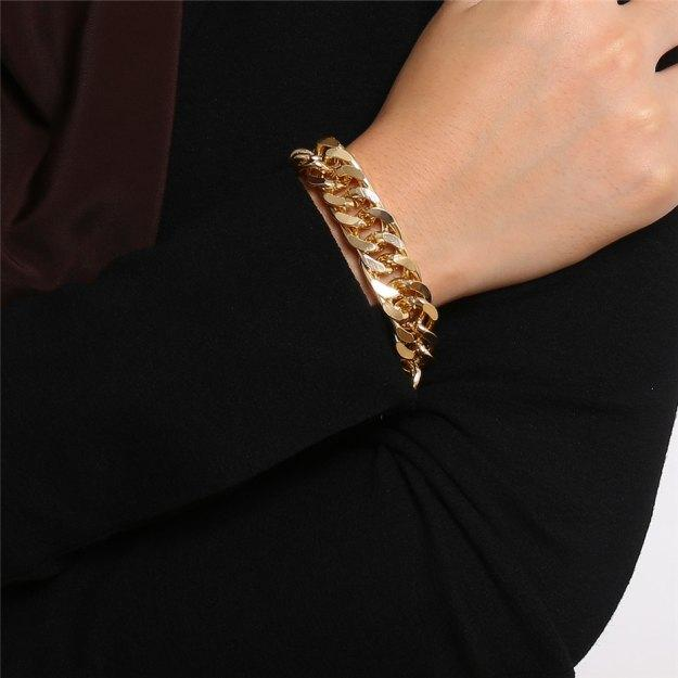 Модний браслет ланцюг