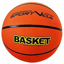 Мяч баскетбольный SportVida SV-WX0010 Size 7