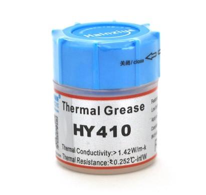 Термопаста під процесор ЦП Halnziye HY-410 15г (05662)