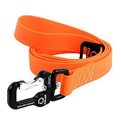 Надміцний поводок для собак EVOLUTOR оранжевий. 120