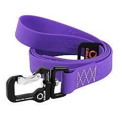 Надміцний поводок для собак EVOLUTOR фіолетовий. 120