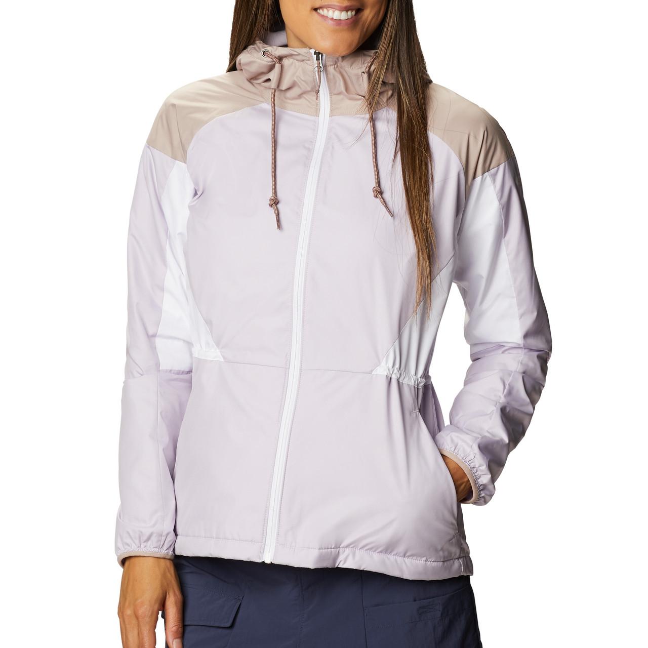 Куртка утепленная женская Columbia Side Hill Lined Windbreaker