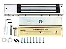 Комплект контроля доступа с магнитным замком и домофоном в офис SEVEN KD-7820, фото 2