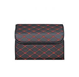 Складная сумка органайзер для хранения в багажник автомобиля 40 * 31 * 30 см