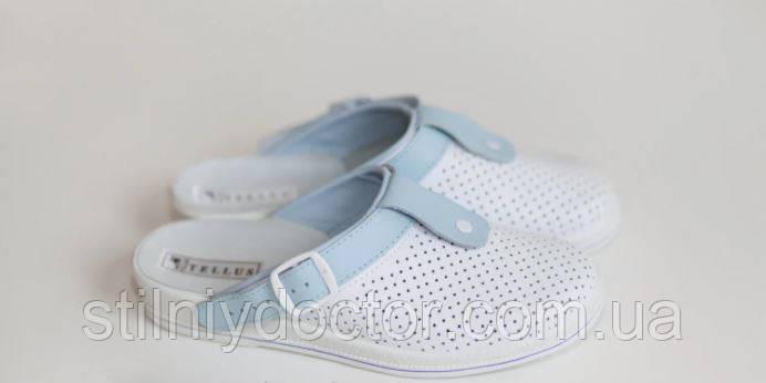 """Обувь медицинская """"Цветной хлястик"""""""