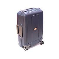 Пластиковый чемодан малого размера Airtex 40 л синий, фото 1