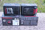 Аккумулятор PowerWorks P24B4 24 V  / GreenWorks G24B4 24 V 4 А ч, фото 2