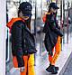 """Дитяче підліткове куртка 2199 """"Шкіра Косуха"""", фото 2"""