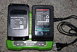 Аккумулятор PowerWorks P24B4 24 V  / GreenWorks G24B4 24 V 4 А ч, фото 8