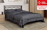 Кровать Диана-1 120*200см (Diana-1) металлическая, фото 1