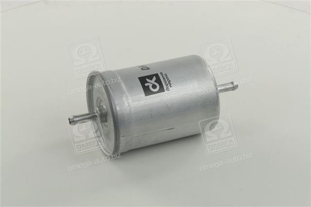 Фільтр паливний ГАЗ-3302, AUDI, VW, SKODA (під хомут) (Дорожня Карта) DK8041