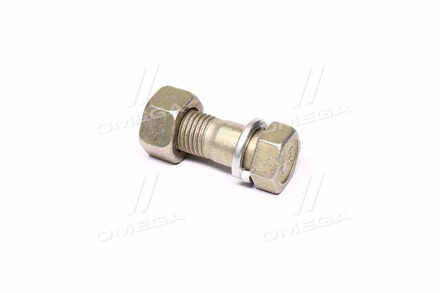 Болт вала карданного ЗИЛ М14х38 с гайкой и гровером (Дорожная Карта)  301028-П29