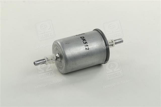 Фильтр топливный ДЕО LANOS, MATIZ, NUBIRA, ВАЗ (под защел.) (Дорожная Карта)  DK 512
