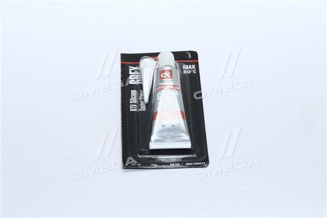 Герметик прокладок 999 Grey 25гр серый (Дорожная Карта)  48021006211