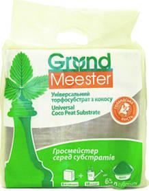 Кокосовий субстрат GrondMeester UNI100 4,5 кг чіпси