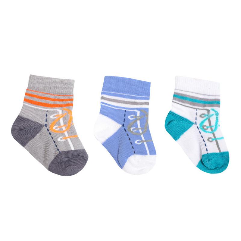 Шкарпетки для хлопчика демісезонні NSM-52, GABBI (розмір 10-12)
