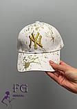 """Женская кепка летняя """"NY"""", фото 3"""