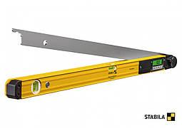 Кутомір електронний STABILA TECH 700 DA 80 см 0°-270° 0.5 мм/м 0.10° IP54