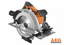 Пила дискова мережева AEG 1.5 кВт O190 x 30 мм 62/47 мм (4935472007)