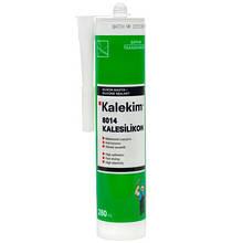Kalekim Силіконовий герметик Kalekim 8014 (280 мл), прозорий