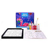 JAR MELO Рисование песком. Творческий набор для рисования песком JAR MELO