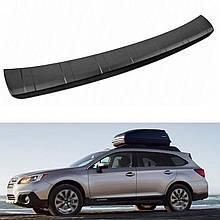 Пластикова накладка заднього бампера для Subaru Outback 3.2016-7.2018