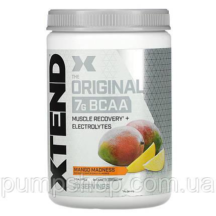 Амінокислоти BCAA Scivation Xtend BCAAs Original 420 г (30 порц.), фото 2