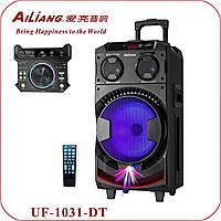 """AILIANG LiGe-1031 10"""" bluetooth колонка 60W"""