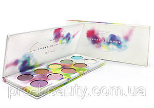 Палетка тіней для повік ZOEVA Sweet Glamour Palette 10 цв. PE019