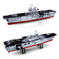 Конструктор SLUBAN M38-B0699 військовий корабель 1088дет.