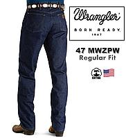 Джинсы мужские Wrangler® 47MWZ(PW)/100% хлопок/Оригинал из США