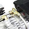 Компресор V 2.5 кВт 435л/хв 8бар 50л (2 крана) GRAD .ВИРОБНИК SIGMA .ПРОФІ СЕРІЯ., фото 6