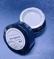Гель-краска для ногтей LillyBeaute 7г белая
