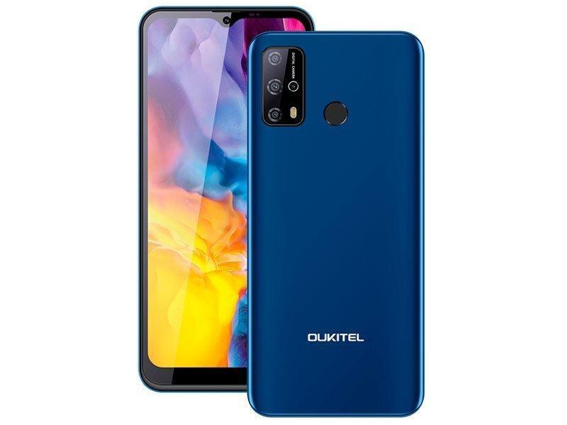 Oukitel C23 Pro  4Gb/64Gb Blue