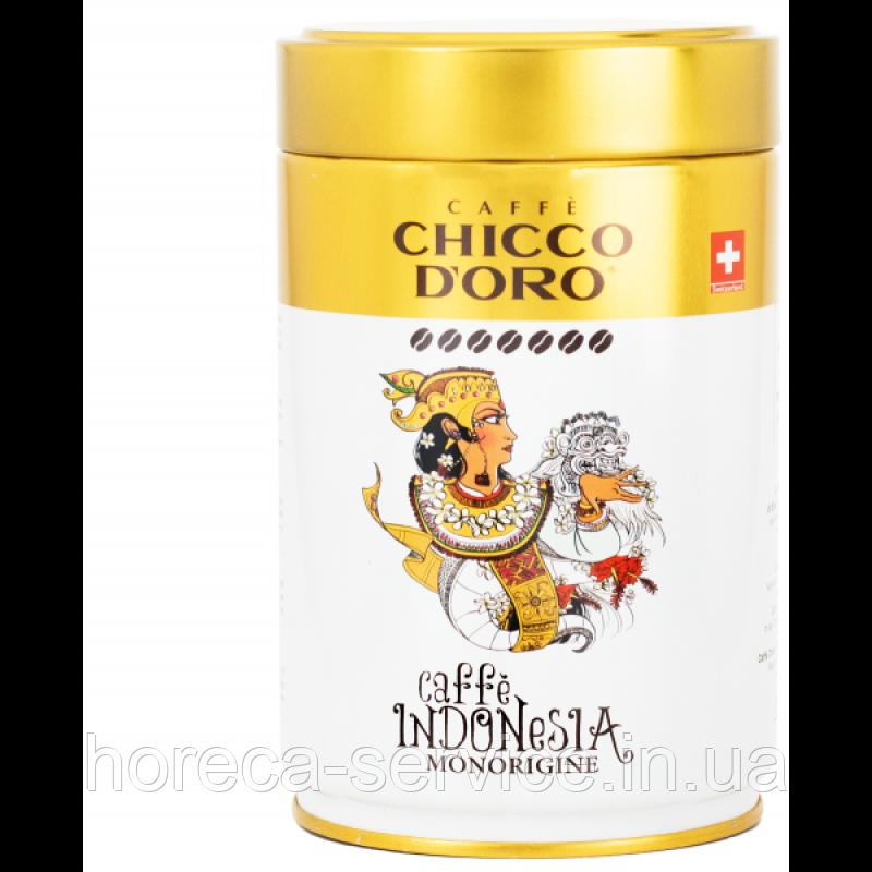 Кофе молотый Chicco D'oro CAFFÈ INDONESIA MONORIGINE 250 г.