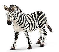 Schleich 14810 Зебра - Zebra Female Toy Figurine