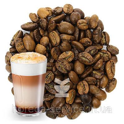 Кофе в зернах ароматизированный Віденська Кава Ирландские сливки 500 г.
