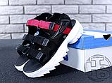 Жіночі сандалі Fila Disruptor 2 Sandal Summer Shoes Black White BW13HT 39, фото 2