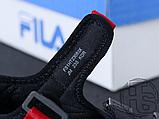 Жіночі сандалі Fila Disruptor 2 Sandal Summer Shoes Black White BW13HT 39, фото 4